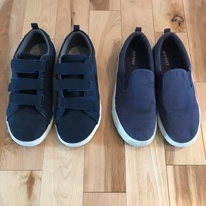 Boys Gap & Old Navy Shoes